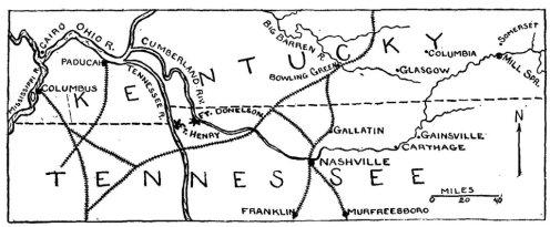 The Kentucky / Tennesee Border