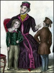 American Fashions, 1849-50