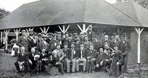Reunion at New Bedford, Mass., Aug. 9, 1892