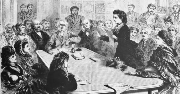 Women-Testifying
