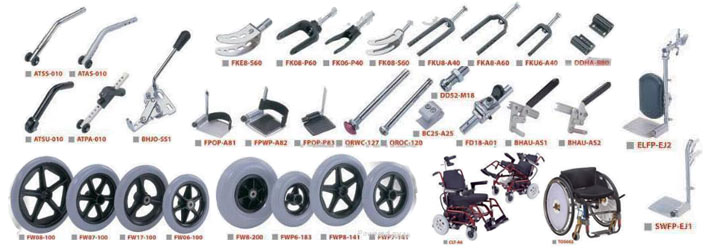 Parts And Repairs Access Mobility The Wheelchair Shop