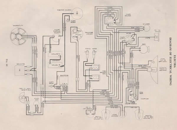wiring diagrams for light switch