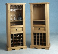 How To Build A Wine Rack In A Kitchen Cabinet | Home ...