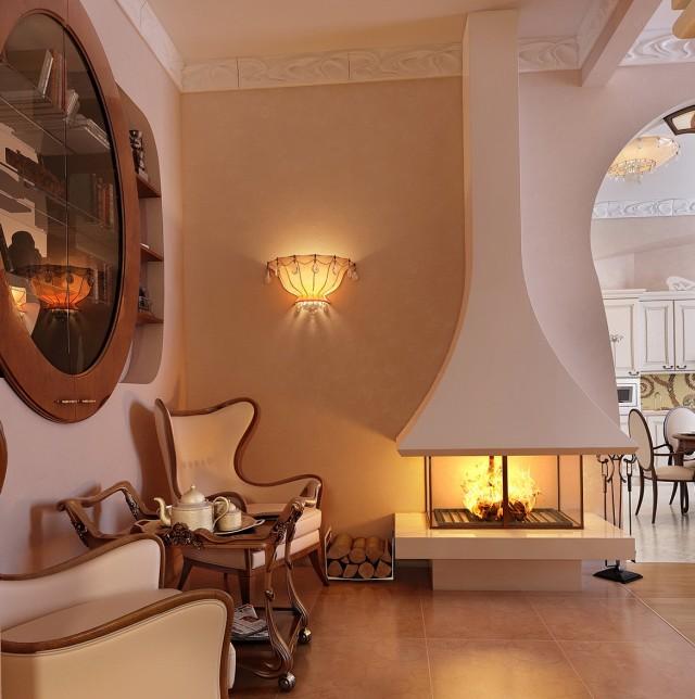 Wall Sconce Lighting Living Room