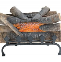 How To Arrange Fake Logs In Gas Fireplace   Home Design Ideas