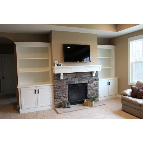 Medium Crop Of Fireplace Built Ins