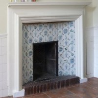 Victorian Fireplace Hearth Tiles | Home Design Ideas