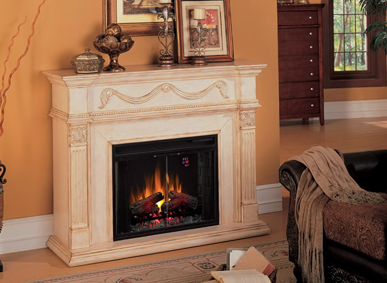 Electric Faux Fireplace Heaters Home Design Ideas