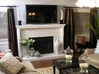 Building A Brick Fireplace Surround | Home Design Ideas