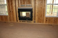 Double Sided Gas Fireplace Inside Outside | Home Design Ideas