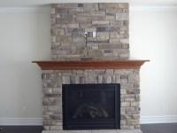 Diy Fake Fireplace Mantel   Home Design Ideas