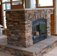 Indoor Fireplace Kits Lowes | Home Design Ideas