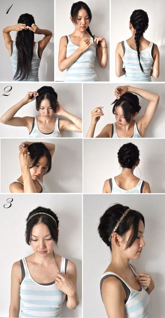 Coiffure Cheveux Mi Longs Facile Ivory Hairstyle