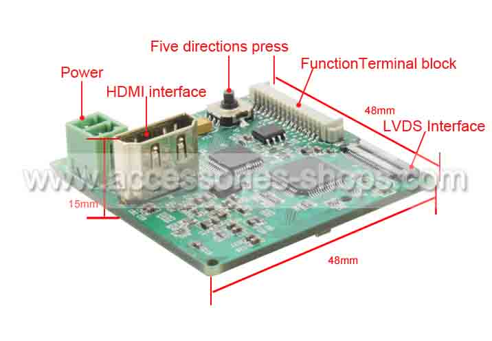 Cctv Camera Pcb Circuit Diagram - Somurich