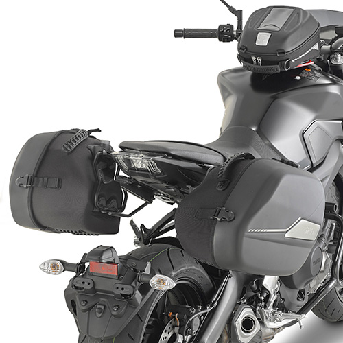 Givi TST2132 Sport-T Saddlebag Supports for Yamaha FZ-09 (2017