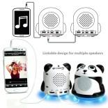 GOgroove Panda Speaker