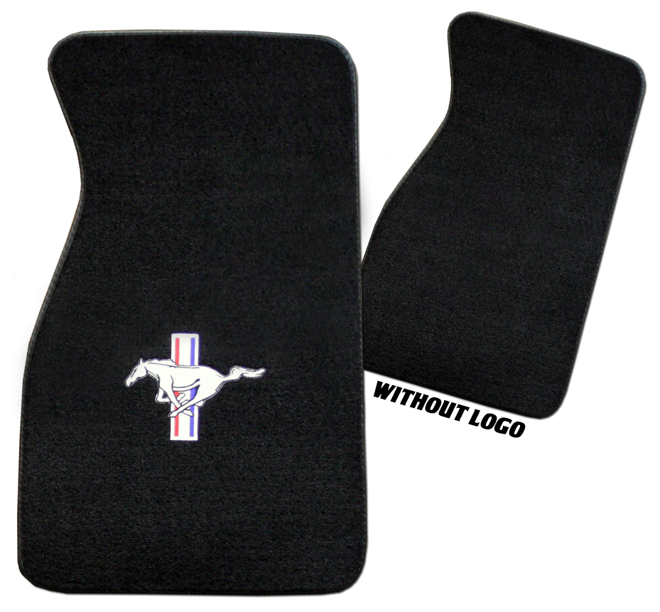 Be sure to complete your acc floor mats purchase by adding an acc embroidered logo we offer over 230 logos to choose from and all of our logos are fully