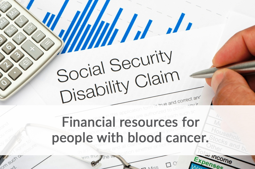 Social Security Disability Qualification for Blood Cancer Patients