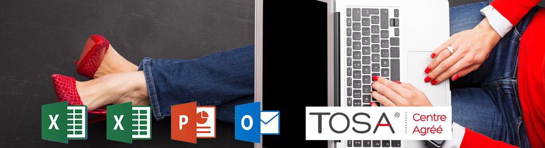 comment ajouter certification tosa sur cv