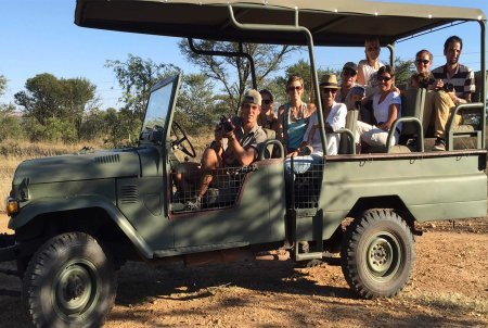 Game Drive Blankets