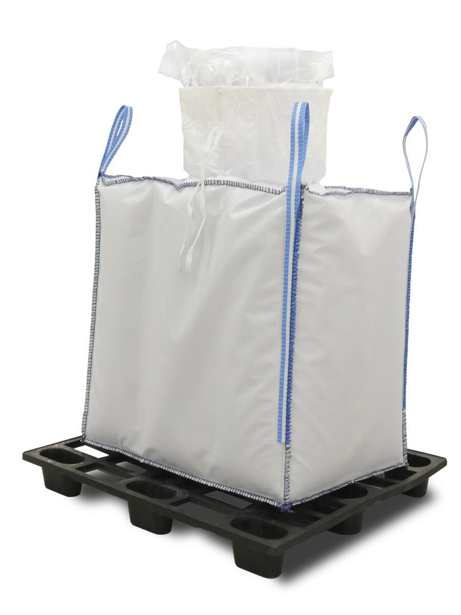 Fibc With Liner Inner Bag Fibc 4 Loops Fibc Big Bags