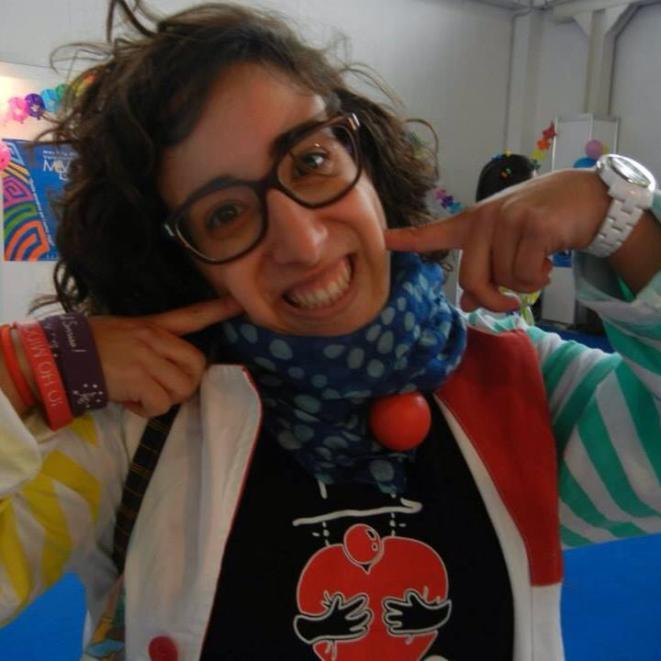 Rossana Tauro : Vice Presidente Giovani - SS. Medici, Alberobello