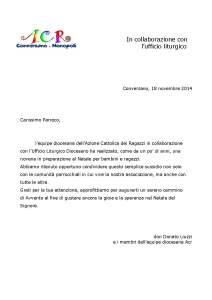 21_Lettera al parroco_Novena 2014
