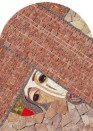 viacrucis5 - terza caduta e spogliato dalle vesti