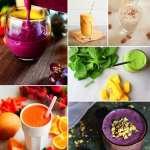 12 Fresh Smoothie Recipes for Spring