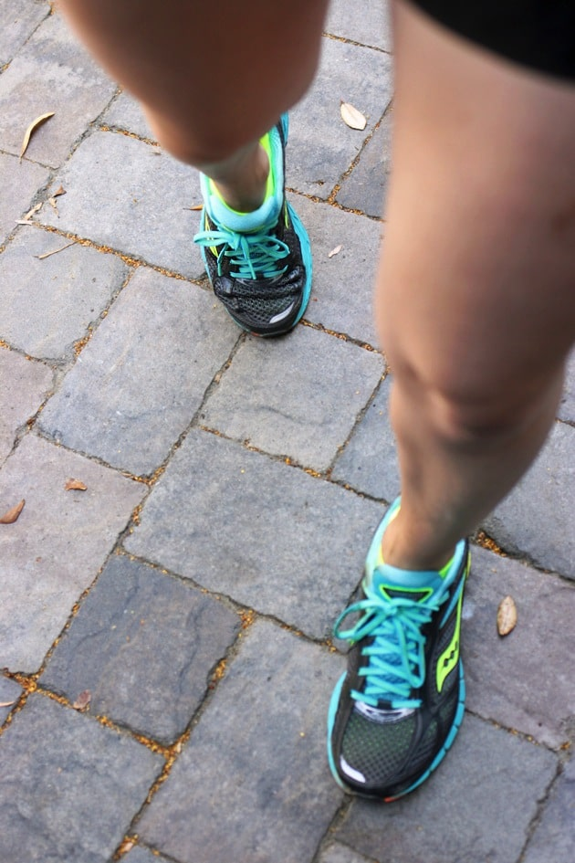 Marathon training countdown1