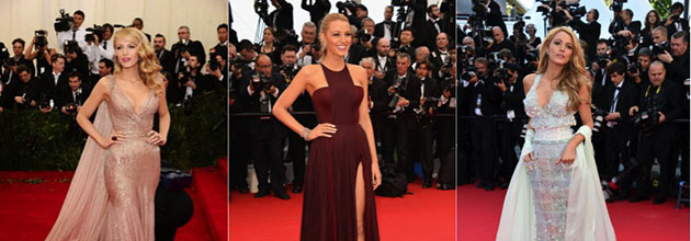 Blake Lively, Cannes Film Festival 2014, Celebrities, Chanel Couture, Fashion Talk, Gucci, Met Gala 2014, Style Inspiration, Style Profile