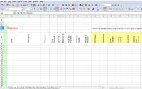 Simple GST Spreadsheet Australia | Business Activity ...