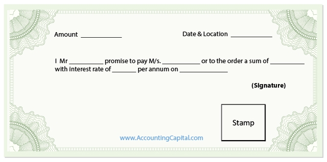 Difference Between Bill of Exchange and Promissory Note