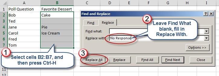Three Ways to Fill Blank Cells within Excel Spreadsheets AccountingWEB