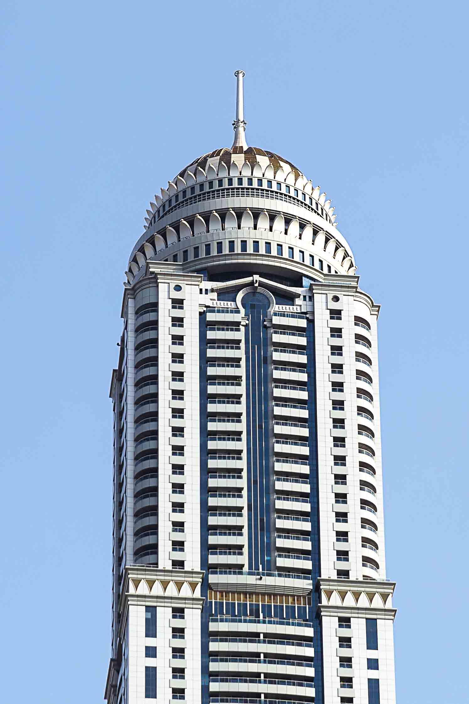 Dubai Car Wallpaper Princess Tower Arabian Construction Company