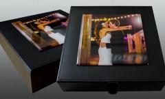 Acrylic Custom Album Boxes