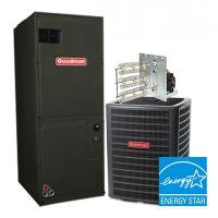 Goodman 2.5 Ton 16 SEER Heat Pump System STAR ENERGY