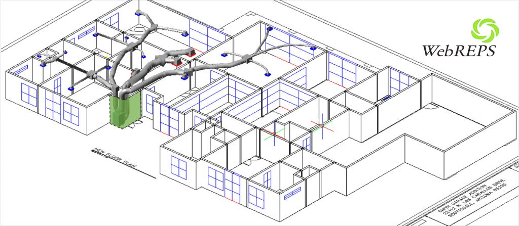 Manual D - Ductwork Design Service A/C Duct Design Calculation
