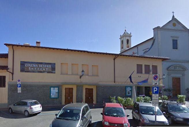 Sala della comunità EVEREST – San Casciano V.P.  –