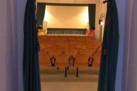 Sala cineclub CINECIACK Capolona (AR)