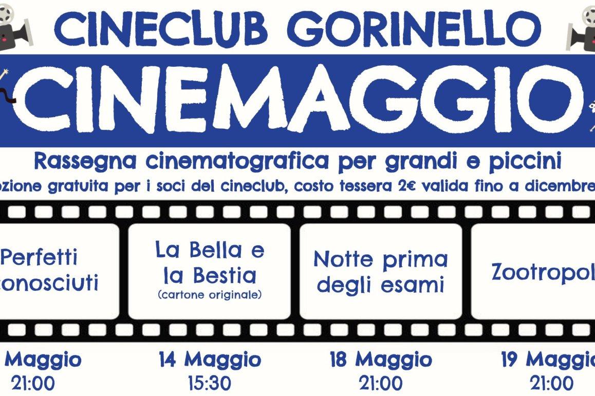 Programma del cinecircolo GORINELLO di S. Piero a Ponti