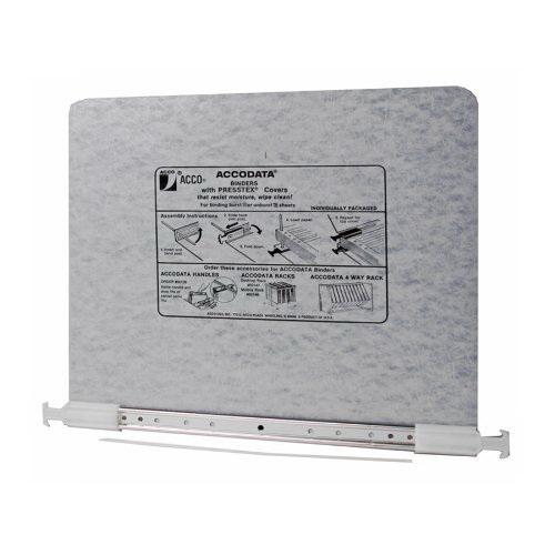 ACCO PRESSTEX Data Binder with Storage Hooks, 11 x 16 Inch
