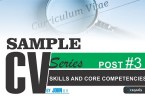 Skills and Core Competencies