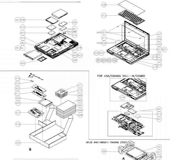 acer aspire keyboard diagram