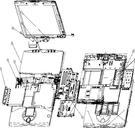 acer aspire motherboard diagram