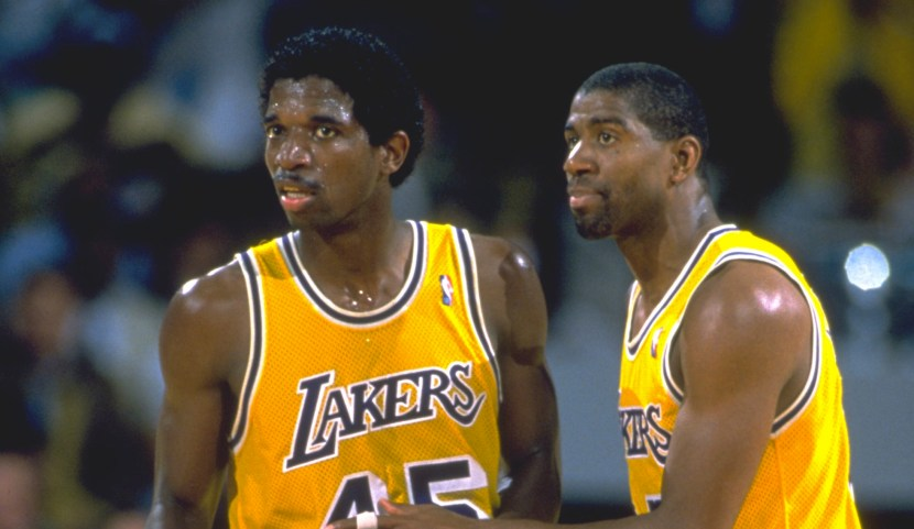 AC with Magic Johnson