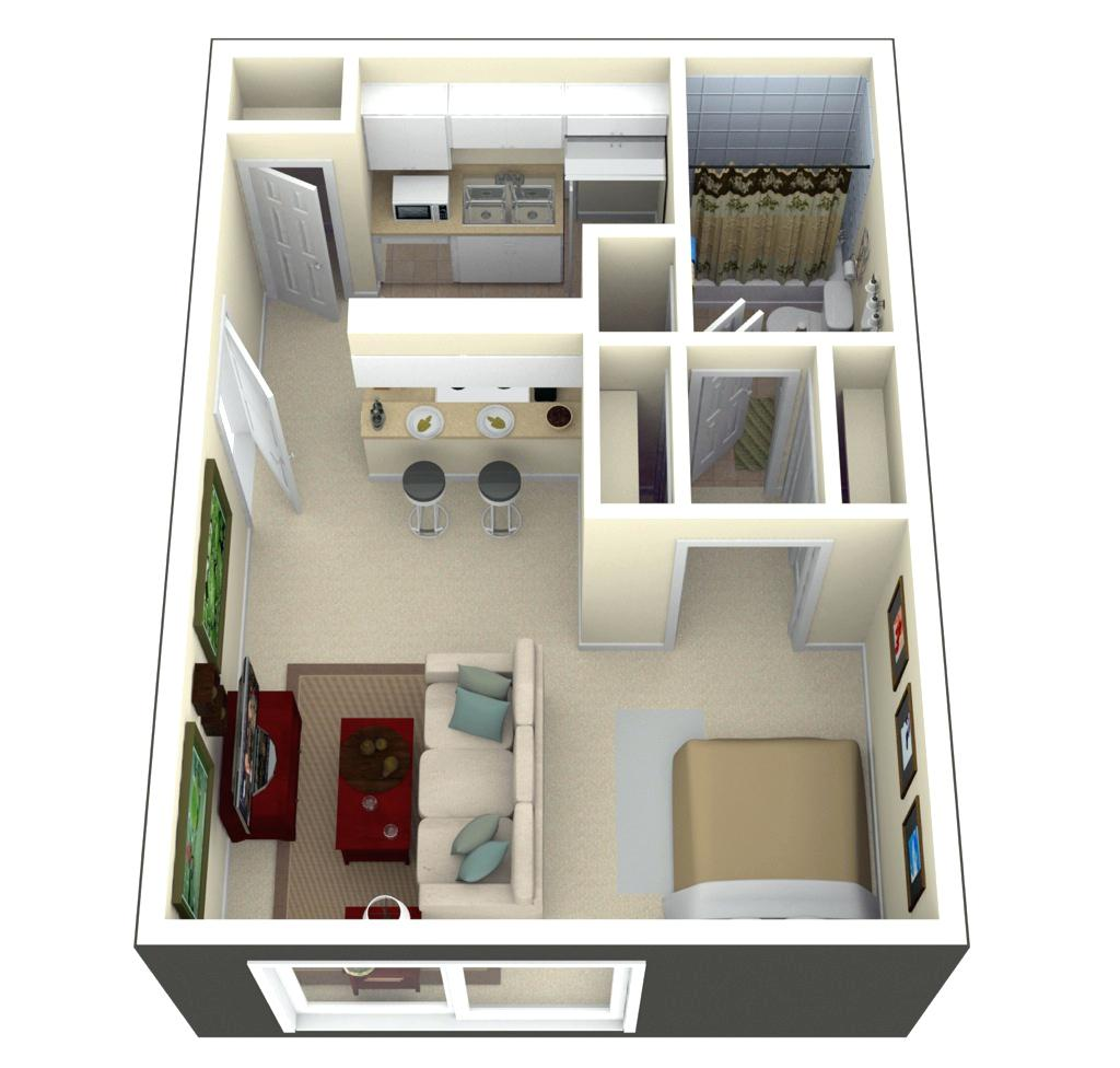 3d Wallpaper For Living Room In India Tiny House Floor Plans And 3d Home Plan Under 300 Square