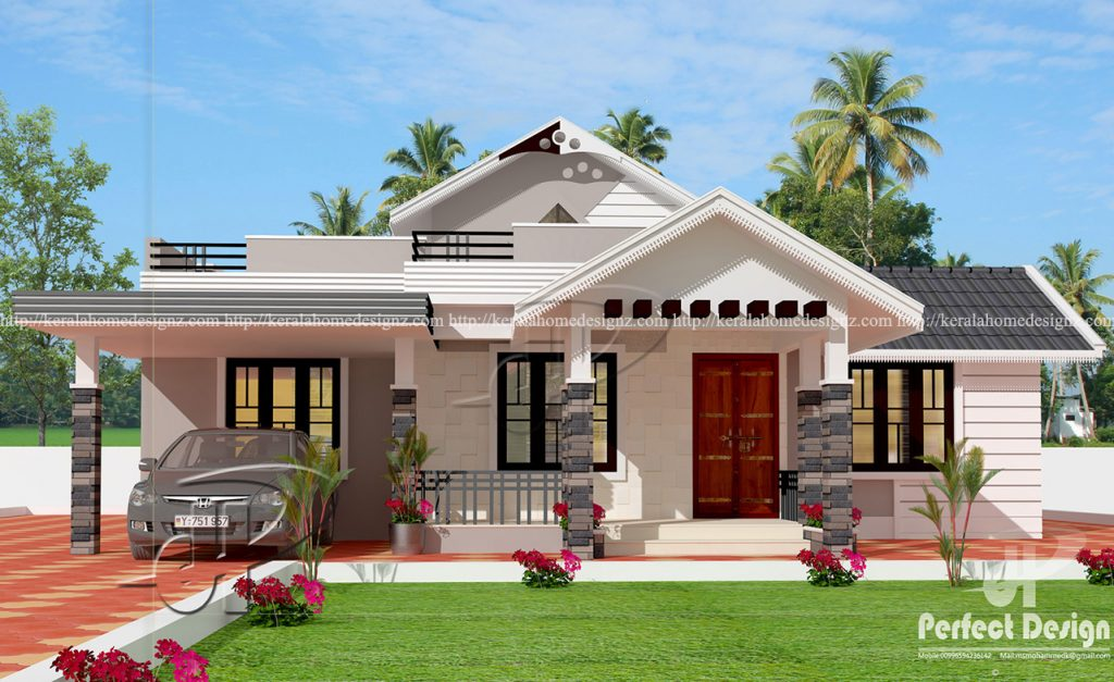 One Storey House Design With Roof Must See This Homes In