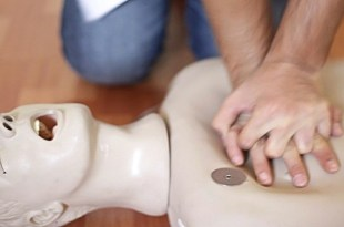 cpr rescuer