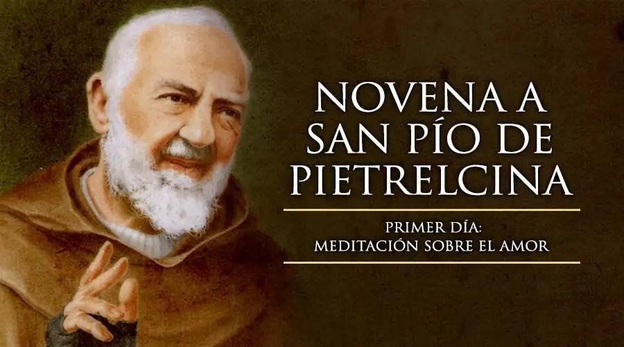 Primer día de la novena a San Pío de Pietrelcina - ACI Prensa
